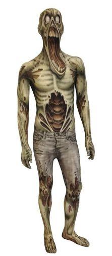 Zombie Monster Morphsuit Costume