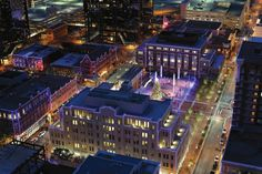 #1 - Fort Worth, TX - Top 10 Best Downtowns 2014 | Livability.  Lived there for 14 years; still visit family who live there.  Glad to see it made #1.