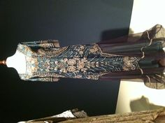 Evening gown, Bowers museum