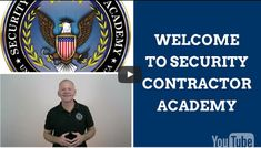 Whether you need help finding the right path for you or want to learn a little more about your overseas security contractor jobs. Click here:  #security #contractor #overseasjob #academy #job