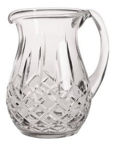 Waterford Crystal Lismore Pitcher,$198.88