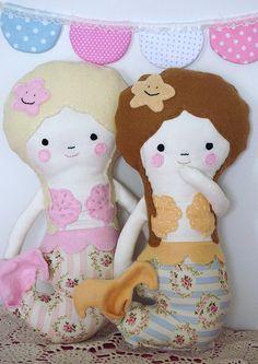 Meerjungfrauen von Dolls and Daydreams