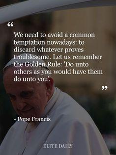 Pinterest Catholic Books, Catholic Religion, Catholic Quotes, Religious Quotes, Catholic Prayers, Pope Quotes, Pope Francis Quotes, Saint Quotes, Motivational Memes