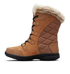 Columbia Women's Ice Maiden II Snow Boot #TacticalBoots #Footwear #Boots #shoes #fashion #casual #casualshoes #workwear #workboots #workshoe #boots Snow Boots, Winter Boots, Thick Socks, Hiking Shoes, Editorial Fashion, Columbia, Casual Shoes, Slippers, Footwear