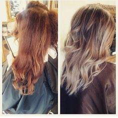 """Beautiful #ombre makeover by our #JigsawStylist Kayla! #sopretty"" Photo taken by @jigsawforhair on Instagram, pinned via the InstaPin iOS App! http://www.instapinapp.com (04/11/2015)"