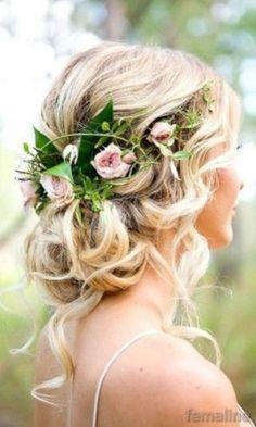 Elegant bridal hairstyles for long hair (159)
