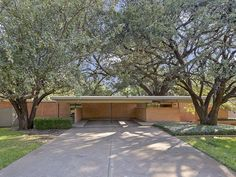Mid-Century modern architecture on 1.25 acres located on one of Fort Worth's most desirable streets. Internationally known architect, Samuel G. Wiener. Sr. was commissioned by the original owner to design and build this priceless example of contemporary design. Extensive use of glass and open concepts offer amazing views of the large backyard and forge a connection with nature.|strip_tags