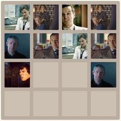 Sherlock | 25 Fantastic Themed Versions Of The 2048 Game To Fuel Your Addiction