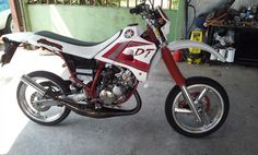 6ad83ad28cf yamaha dt 200r Llantas Nuevas, Demencia, Motos, Autos Y Motocicletas,  Inspiración Creativa