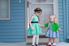 Diy Clothes Patterns, Girl Dress Patterns, Pdf Sewing Patterns, Baby Patterns, Sewing Clothes, Girls Dresses, Summer Dresses, Couture, Tween
