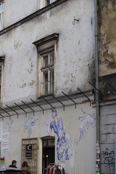 STREET ART: KRAKOW | Solo Travellers