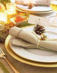 SHELTER: GET INSPIRED - Holiday Table Settings