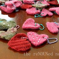 Felted wool heart backpack dangles and keychains sweater, felt wool, heart backpack, wool heart, felted wool, wool valentin, holiday valentin, valentin heart, heart felt