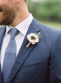 #ties  Photography: Heather Hawkins - www.heatherhawkinsphoto.com/ Floral Design: Petal Pushers - www.petalpushers.us/