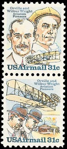 1978 Wright Brothers Issue Issue Date: September 1978 First City: Dayton, Ohio Quantity Issued: unkn Aviation World, Old Letters, Painting Words, Wright Brothers, Going Postal, Great Memories, Stamp Collecting, Postage Stamps, Antiques