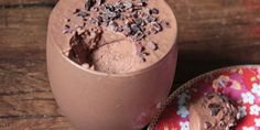 Chocolate Mouse - IQS if you cut back or take out the rice malt syrup.