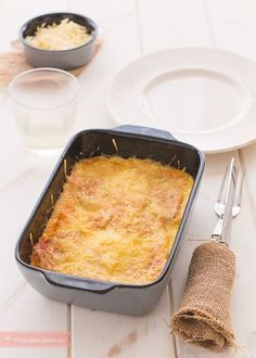 Pastel de berenjenas, ¡una receta fácil y deliciosa! , El pastel de berenjenas es una cena rápida y riquísima. Descubre esta receta fácil y logra que tus hijos coman verduras sin casi darse cuenta.