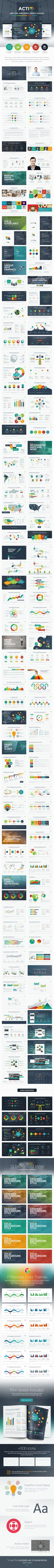 Activa Powerpoint Presentation Template #design Download: http://graphicriver.net/item/activa-powerpoint-presentation-template/11621263?ref=ksioks