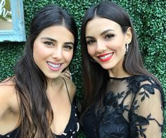 "Gefällt 163.7 Tsd. Mal, 590 Kommentare - Victoria Justice (@victoriajustice) auf Instagram: ""Missin' my little Madz on #NationalSiblingsDay """