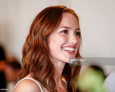 Actress Minka Kelly launches a bag line with fashionABLE to create jobs for women in Africa at...