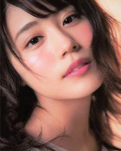 "Ma-Kun on Instagram: "" 美的の架純さんにドキッ #有村架純 #美的 #2016年4月"""