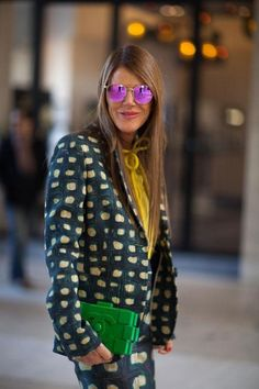 Anna Dello Russo Fashion | street style garage magazine anna dello russo fashion week paris 2013