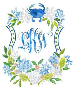 Kearsley Lloyd - Graphic Designer - Crests and Heraldry Monogram Fonts, Monogram Letters, Wood Letters, Monogram Design, Wedding Logos, Monogram Wedding, Wedding Monograms, Hand Lettering Tutorial, Embroidery Fonts