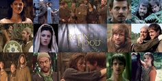 """I know, you're all probably saying """"the Robin Hood TV series ? Has Miss Laurie taken leave of her senses? Best Tv Shows, Movies And Tv Shows, Love Movie, Movie Tv, Twin Quotes, Robin Hood Bbc, Bbc Tv Series, Special Girl, Sister Love"""