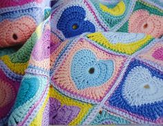 I want to learn this blanket.....