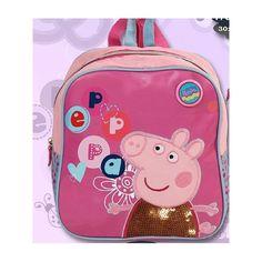 Mochila infantil   Peppa pig - YoElijoElPrecio.com
