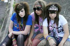 FriendLife - Be Social & Unlimited Friends Scene Kids, Emo Scene, Angel Bites, 5sos Concert, Emo Fashion, Punk, People, Image, Stupid