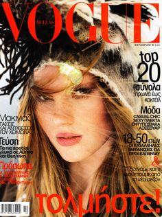 Anne Vyalitsyna Vogue Hellas October 2002