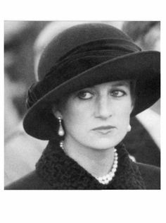 Princess Diana, November 1993