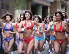 mujeres hermosas corredoras - Buscar con Google