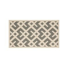 Safavieh Courtyard Geometric Indoor Outdoor Rug, Multicolor #OutdoorRugs