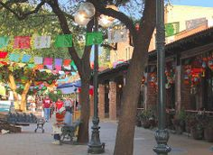 Market Square ~ San Antonio,Texas~  Be sure and eat at Mi Tierra Restaurant~  and Check Out Their Bakery!!