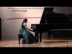 Aimi Kobayashi – Chopin Piano Competition 2015 (preliminary round)