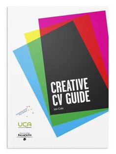 Creative and CV Guide