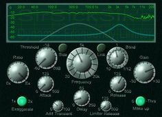SirSickSik has released Dynamic Frequency Limiter, a combination of a band- peakfilter / compressor / limiter / transient designer made for KVR Digital Dj, Studio Software, Free, Guitar, Content, News, Guitars