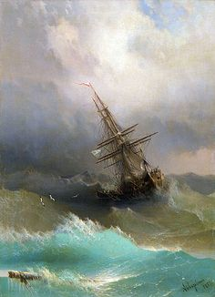 aivazovsky paintings - Google Search