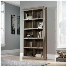 Barrister Lane Tall Bookcase - Finish: Salt Oak $200