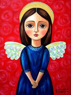 Julia- you are my angel.. Spread your wings and fly.. I am always here to catch you! Love, Mommy