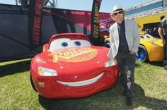 Owen Wilson (voice of Lightning McQueen) served as Grand Marshall for the 59th annual Daytona 500 in celebration of Cars 3.      Also, Disney released a brand new extended look at Disney/Pixar's Cars 3 just aired during the Dayona 500.  Are you excited for Cars 3?   #cars #cars 3