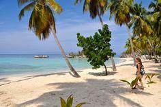 Cocoyer Beach, in Petit-Goave. EXPERIENCE HAITI'S BEAUTY!