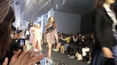 #김재경 #재경 #JaeKyung #레인보우 #Rainbow 170328 JaeKyung's Instagram UPDATE「 2017 f/w #fleamadonna 」