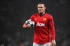 Rooney to stay at United and overtake Charlton's 249 Goals.
