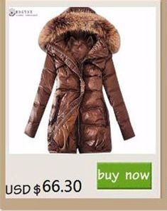 9cbdeeb6b23 Warm Fur Fashion Hooded Quilted Coat Winter Jacket Woman 2017 Solid Color  Zipper Down Cotton Parka Plus Size Slim Outwear O2