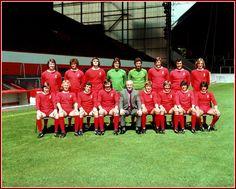 "Liverpool FC Team 1974 1975 Photo Photograph Bill Shankly Last Squad - 10"" x 8"""