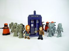 Not exactly Doctor Who LEGO, but definitely the next best thing! #doctorwho