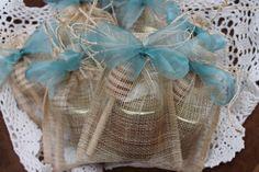 Tea Party Favor - Tea & VT Honey-Wedding-Bridal Shower-Baby Shower-Belle Savon Vermont on Etsy, $5.50